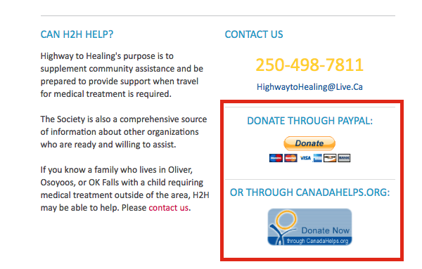 Donations 1