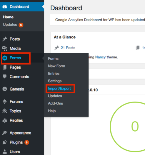 Using Form Data | Web Presence for NonProfits